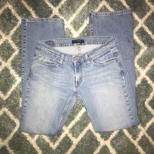 LEVIS 524 too super low jeans